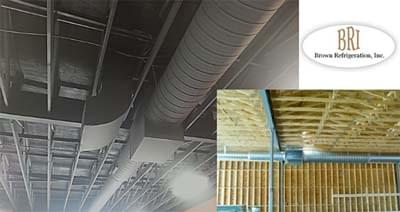 Commercial Custom Ductwork Installation