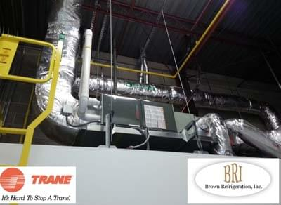 Commercial Heating Installation